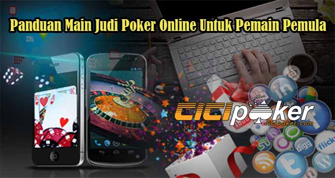 Panduan Main Judi Poker Online Untuk Pemain Pemula