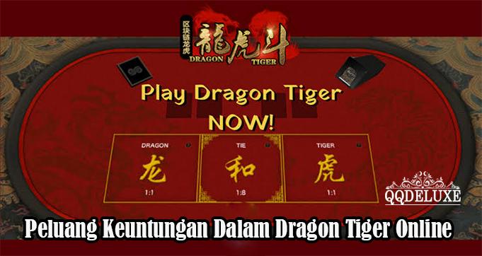 Peluang Keuntungan Dalam Dragon Tiger Online